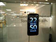 Iphone-Countdown