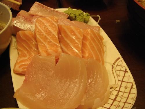 三味食堂-large 生魚片