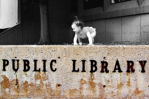 Explore your public library
