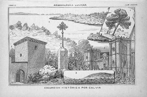 Excursión por Calviá