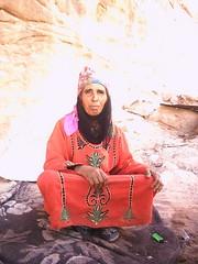 Femme de Petra