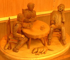 Wooden Family