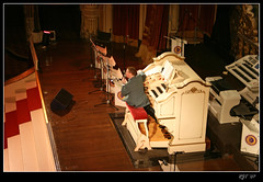 David Lobban at The Mighty Wurlitzer (rjt208) Tags: uk greatbritain england music david tower canon eos dance dancing notes britain decorative social swing tango entertainment organ ballroom leisure pedals mighty blackpool sounds pleasure wurlitzer blackpooltower organist rhumba magestic mightywurlitzer 400d blackpooltowerballroom lobban rjt rjt208