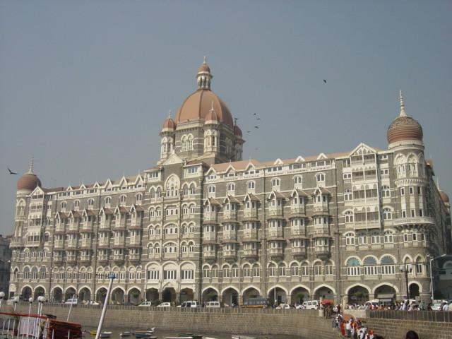 Mumbay Taj Hotel by marcopolo19492000