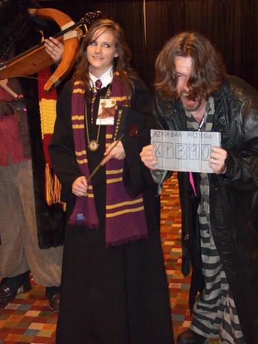 Hermione & Sirius Black