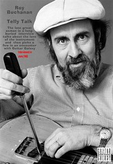 Roy Buchanan DVD cover by No the G and John Peden (Doctor Noe) Tags: guitar blues fender guitarhero telecaster guitarworld roybuchanan noetheg fendertelecasterguitars