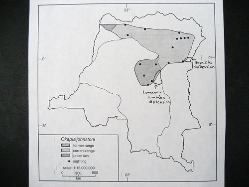 OKAPI range with new locations