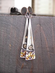 Unique jewelry handmade (pedro da fonseca) Tags: handmade jewelry bijoux jewellery bulgaria earrings brincos velikotarnovo