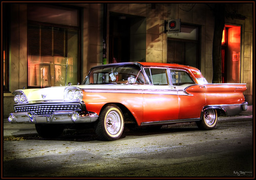 '59 Ford Galaxie
