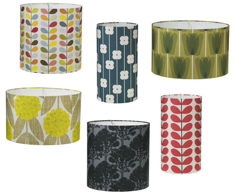 Orla kiely lamp shades in stock decor8 orla kiely lamp shades in stock aloadofball Gallery