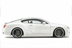 HAMANN Bentley Continental GT & GT Speed