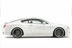 HAMANN Bentley Continental GT & GT Speed