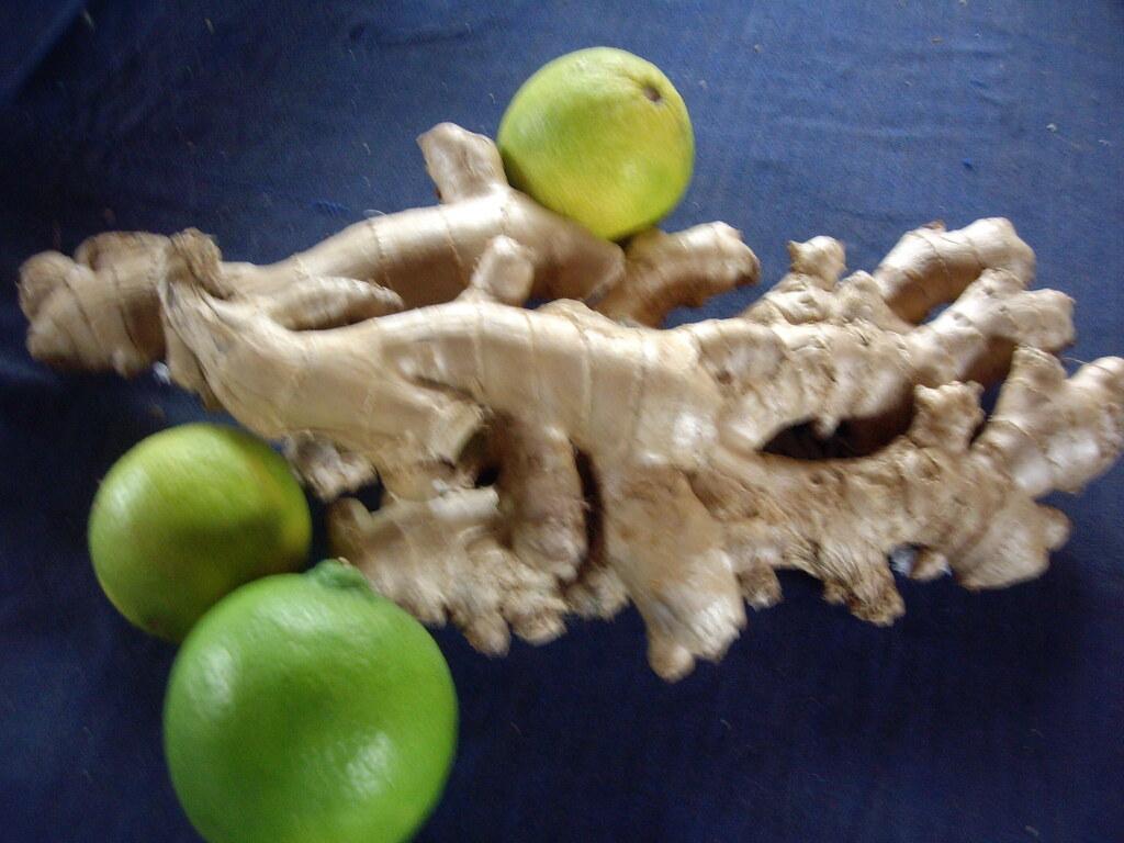 Ginger-Limeade