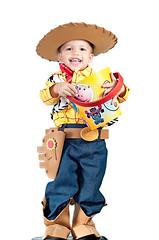 Christian - Halloween (R_Moncada) Tags: boy portrait halloween hat studio costume kid nikon toddler cowboy child boots toystory sb600 woody commander slave cls nikkor50f18 sb900 d300s