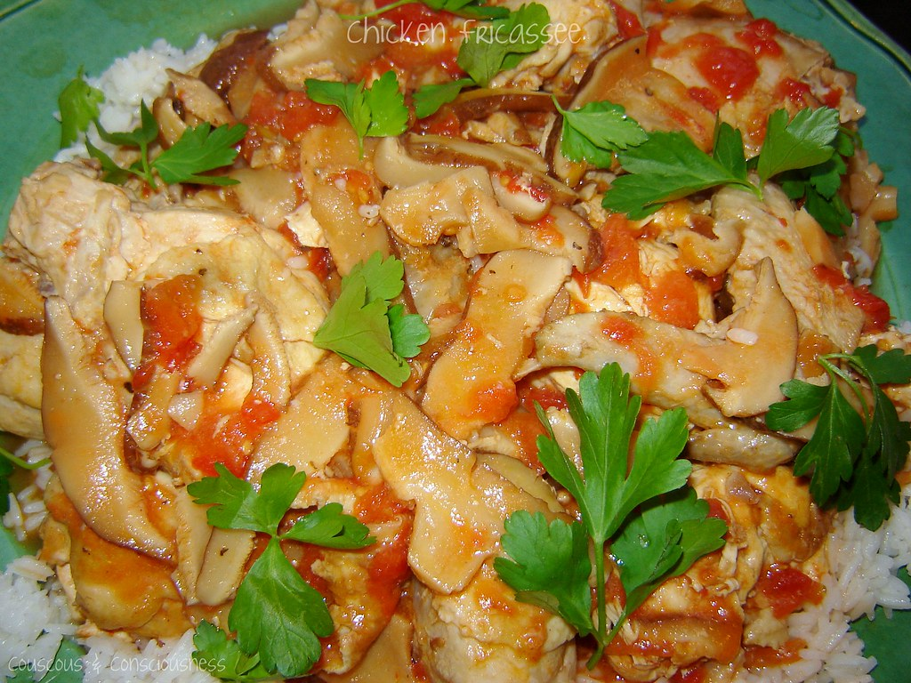 Chicken Fricassee 1, edited