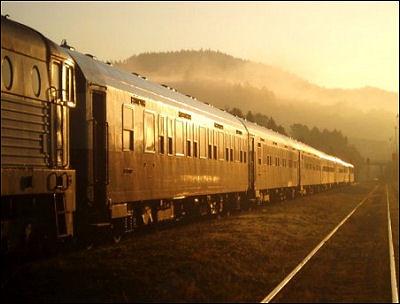 Danube Express: best rail journeys