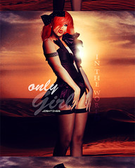 Only Girl [In The World] - Rihanna (Joshie.yeye) Tags: world new girl that design album chick only loud riri whos yeye 2010 blend eminem joshie feat rihanna joshtings lerings