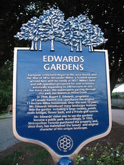 A Brief History of Edwards Gardens