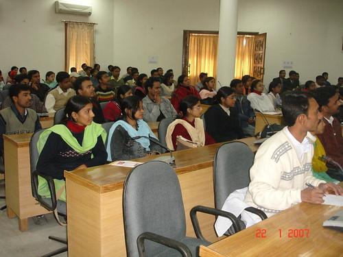 NRI-Students Interaction Porgram Jan 22, 2007