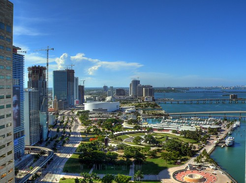 Downtown Miami HDR