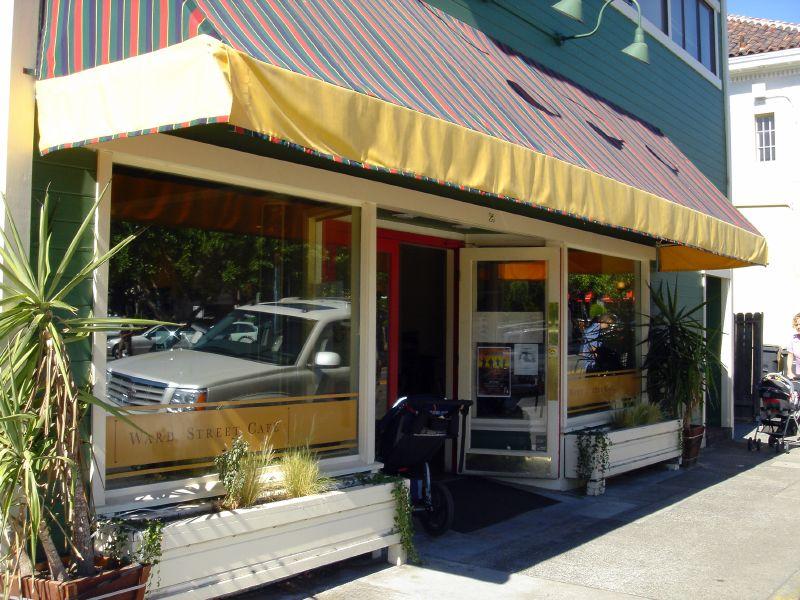 Ward Street Cafe