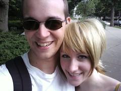 LaRae and me!