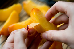 How to Make Nice Peach Slices, 8