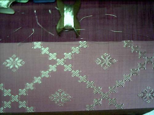 Silk songket---1