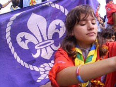 091 Jamboree UK - Ceremonia de inaguracion