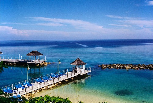 Sandals resort in Ocho Rios