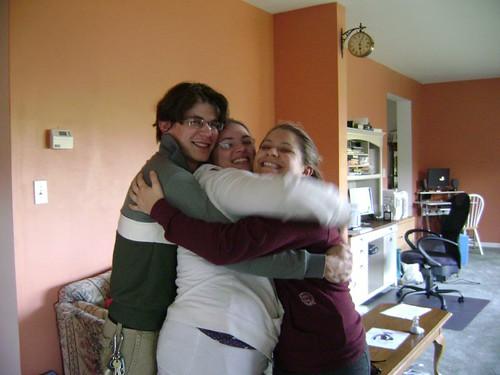 Jim, Steph & Mariko