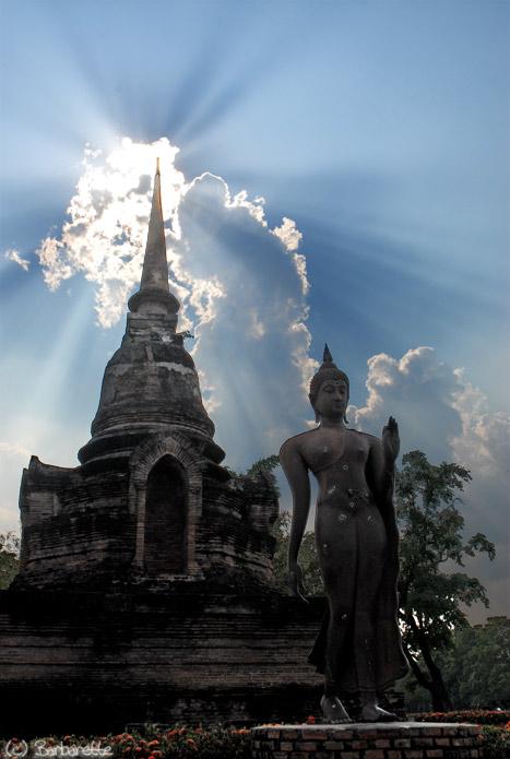 Sukotay-buddha