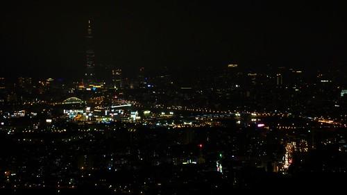 碧山巖夜景
