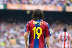 FCBarcelona-Athletic Club - Jorn.02 - 2007-2008, Leo Messi (Dakinho) Tags: camp club 1 football athletic leo bilbao futbol bara fcbarcelona jornada league nou calcio liga messi 0708 lfp lliga 20072008