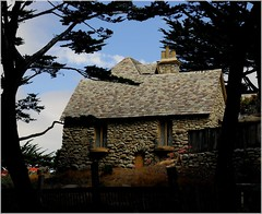 The Wicked Witch's Cottage (sabrina.ko) Tags: california ca fairytale woods cottage explore carmel hansel carmelbythesea gretel hanselgretel wickedwitch interestingness47 i500 explore16sep07