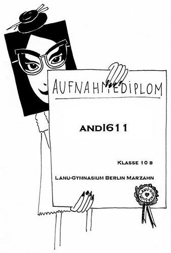 Aufnahmediplom