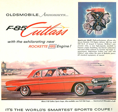 Victor King · 1961 Oldsmobile F-85 Cutlass