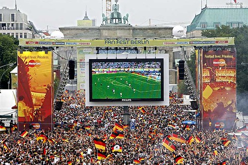 WM 2006 - Deutsche Fans in Berlin