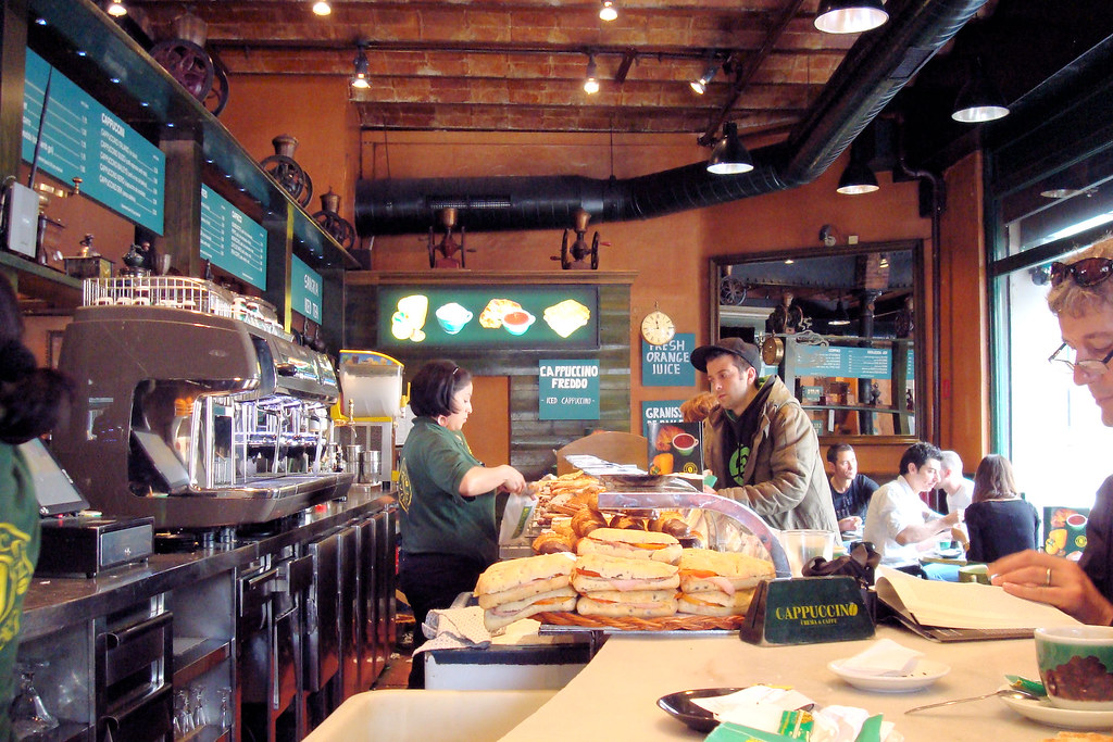 At the Coffee Shop by Dennis from Atlanta, on Flickr