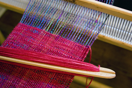 Weaving project #2