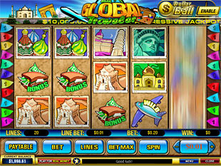 Global Traveler slot game online review
