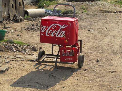 Cold Coke anybody?