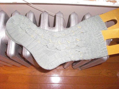 Mystery Socks 2010