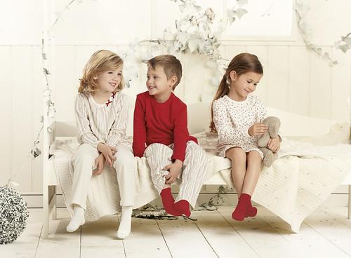 lencería 3 niños