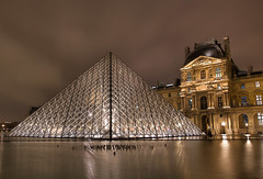 Pyramide du Louvre (Christophe Bailleux Photography) Tags: world voyage trip travel vacation holiday paris france tourism monument beautiful canon wonderful photography photo nice fantastic perfect europe foto tour place shot image louvre awesome sightseeing eu visit location tourist best photograph journey stunning destination sight traveling lovely visiting exploration incredible hdr touring breathtaking westerneurope visite tourisme photographe touriste parisbynight pyramidedulouvre canon550d