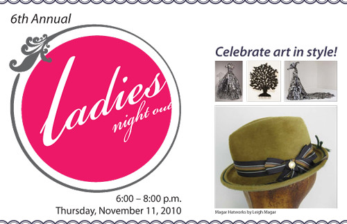 Ladies Night Out at CMA.