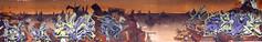 DZ and CFS @ Sabotaz Jam2, Budapest: The dump concept (MiztaHBusH ::::: DivineZeal) Tags: graffiti bush break heat jam obie sine dz cfs klew divinezeal sabotaz coloredeffects tztate hytek com26
