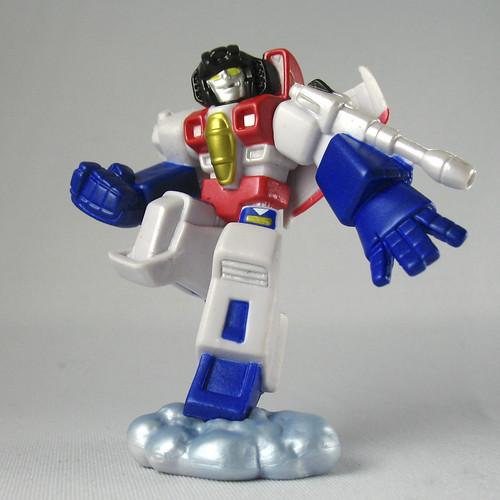 TF Robot Heroes Starscream