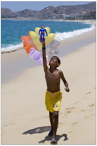 Riu Palace Cabo toy superman para sailing