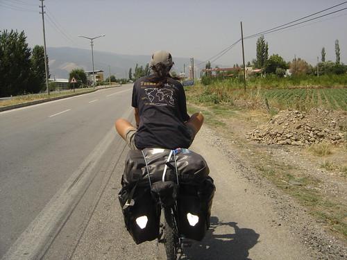 Turquia en bicicleta